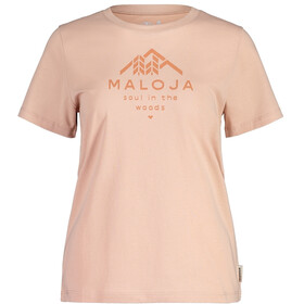 Maloja PlataneM. SS T-Shirt Women, bloom